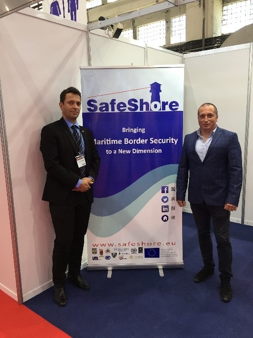 SafeShore Black Sea Defence And Aerospace 2018